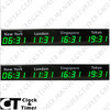 World Time Wall Clock,Digital World Clock