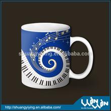 porcelain mug in different color design wwm-130038