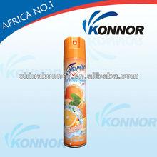 300ml orange air freshner ,strong and long lasting smell hotel air freshener