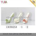 las embarcaciones de arte de gama alta de soporte de exhibición para la venta de calzado titular de la joyería al por mayor