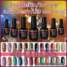 2013 hottest snake skin gel polish uv gel nail panting for nail art