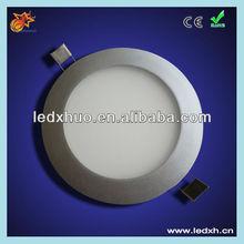 round shape high lux smd3014 LED light panel