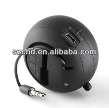 mini rechargable speaker for iPhone Samsung Nokia HTC, Sony