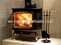 la quema de madera independiente chimenea al aire libre
