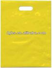 plastic die cut packaging bag