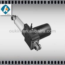 Okin atuator Metal dining chair of 295mm stroke OK628 linear actuator dc motor