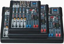 pro audio 2/4 channels powerd mixer