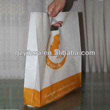 Promotional LDPE Side Gusset Plastic Bag