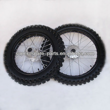cheap alloy high quality used motorcycle wheels