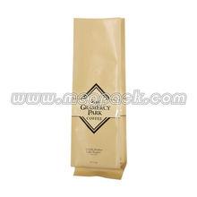 coffee bean packaging /vacuum coffee bean bag
