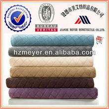 2015 Hot Cozy 100% Polyester Fleece Elite Style Luxury European Throws and Blankets