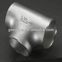 Stainless Steel Wye Tee