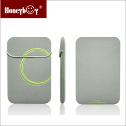 Portable neoprene laptop sleeve for girls