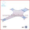 Baby Bath Bed Slip-Resistant Bath Net Rack Shower Cross Style
