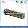 De alta- de precisiónindustrial de carburo de tungsteno golpe con el agujero de aire