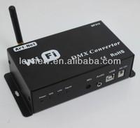 High quality WiFi DMX Controller, DMX master controller