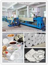 SP65/90 EPS foam Sheet Extruder