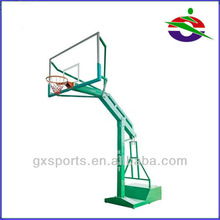 150 Box-type Transparent Portable Movable Basketball Backstops JN-0502