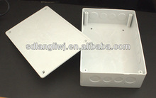"""""""LANGLI """"2015 the hot sell pvc electrical junction boxes"""