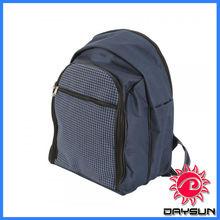 600D Cheap Picninc Bag 4 person Picnic Bags Blue Picnic Bag