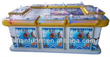 China fun arcade fishing game machine- western journey