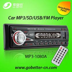 detachable single din car stereo
