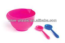 Plastic cake mixer food mixer