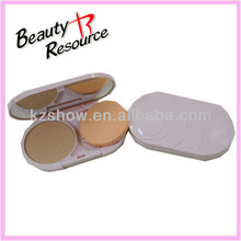 2015 Spring hot sale pressed face powder with puff