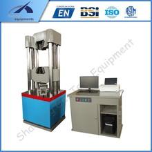 UTM-100 computer- display universal testing machine testing equipment for construction materials