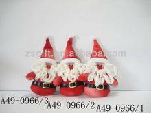 comely handmade christmas tree decor cloth dolls