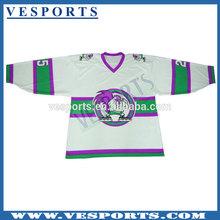 Embroidered Hockey Jerseys Custom Hockey Shirts