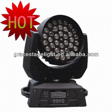 36x10W Martin Style MAC 101 Stage Lighting RGB Beam and Wash Cree LED Moving Heads