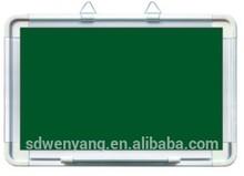 Gb-97 meilleures ventes aluminium encadrée mur mouted magnétique vert chalk conseil