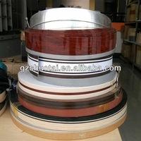 Pvc Bicolor Edge Band, Pvc Aluminium Foil Banding