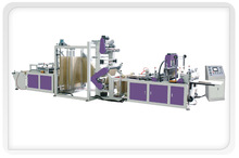 SOLPACK NON WOVEN BAG MAKING MACHINE