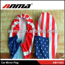 Fashional design american custom design car flag