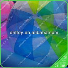 CE 2m 0.9mm PVC/TPU human inflatable water sport ball