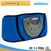 SUNMAS SM9068 Easily fat reducing belt waist vibrating exercise machine