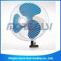 6,8,10,12 inch 12V DC portable Car Fan