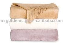 Fashion & Elegant Silk Fleece Throw-Differ Design