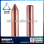 Electrical Copper Coated Steel Earth Rod Price