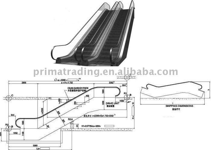Fotos Escaleras Mecanicas Escalera Mecánica Hs200-30m