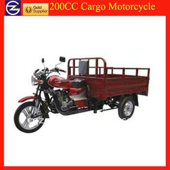 200cc Cargo Motorcycle