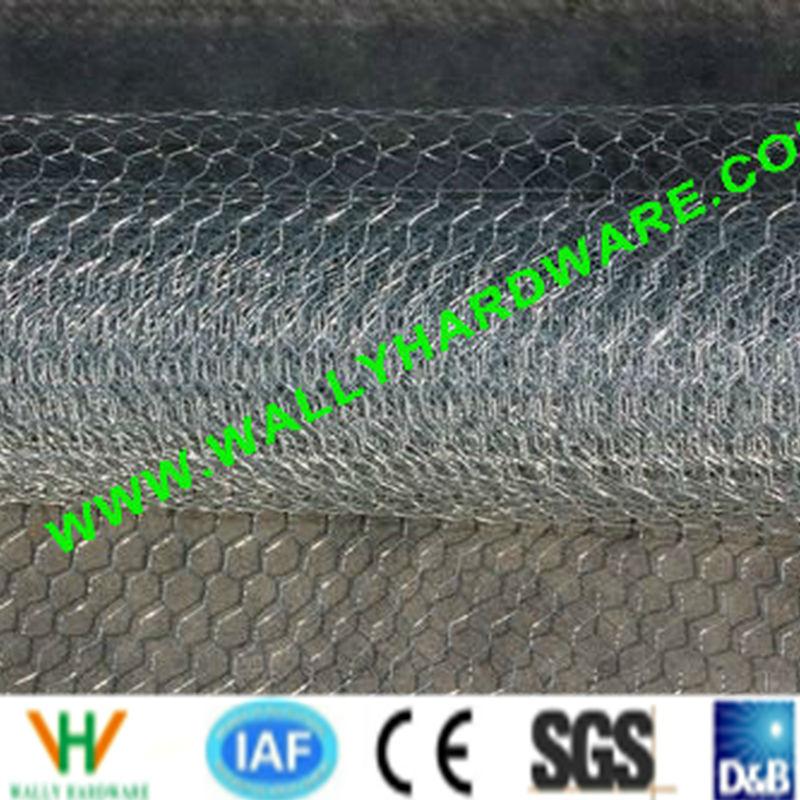 Galvanized and pvc coated Hexagonal mesh/Chicken Mesh