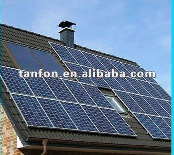 20000 watts solar panel for home / residential solar 20kw /solar energy stystem