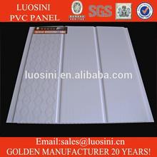 China PVC plastic building material