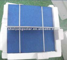 2014 hot sale multi 6*6 2busbar solar cell cheap price