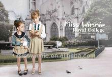 2014 Autumn & Winter new fashion children's dress