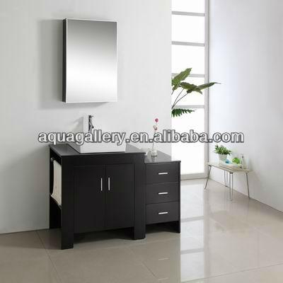 Bathroom Vanity with Double Counter Sink