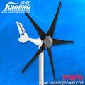 sdraiarsi eolici vendita calda micro turbine eoliche pale
